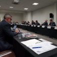 Presidente do SINAFFEPI participa de discussão sobre a PEC 186, no CD da FENAFISCO